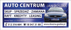 Auto Centrum - Jan Doszna